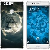 Huawei P9 Plus Silicone Case Element air M1