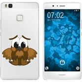 Huawei P9 Lite Silicone Case Cutiemals M9