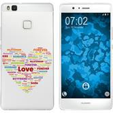 Huawei P9 Lite Silicone Case pride M5