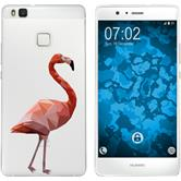 Huawei P9 Lite Silicone Case vector animals M2