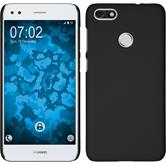 Hardcase P9 Lite Mini rubberized black Case