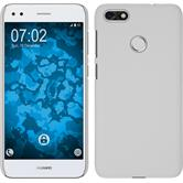 Hardcase P9 Lite Mini rubberized white Case