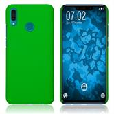 Hardcase Y9 (2019) rubberized green Cover