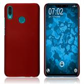 Hardcase Y9 (2019) rubberized red Cover