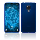 Silicone Case Mate 20 X matt blue Cover