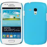 Hybrid Case for Samsung Galaxy S3 Mini  blue