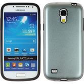 Hybrid Case for Samsung Galaxy S4 Mini  gray