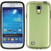 Hybrid Case for Samsung Galaxy S4 Mini  green