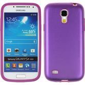 Hybrid Case for Samsung Galaxy S4 Mini  purple
