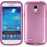 Hybrid Case for Samsung Galaxy S4 Mini  pink