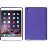 Silicone Case for Apple iPad Mini 3 2 1 X-Style purple
