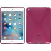 Silicone Case for Apple iPad Mini 4 X-Style hot pink
