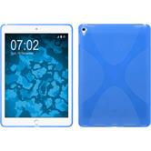 Silicone Case for Apple iPad Pro 9.7 X-Style blue