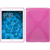 Silicone Case for Apple iPad Pro 9.7 X-Style hot pink