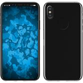Silicone Case iPhone X transparent Crystal Clear Case