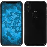 Silicone Case iPhone X  black Case