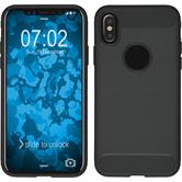 Silicone Case iPhone X Ultimate gray Case