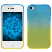 Silicone Case for Apple iPhone 4S Ombrè Design:02