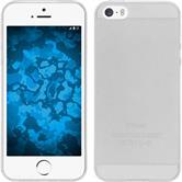 Silicone Case for Apple iPhone 5 / 5s / SE 360° Fullbody transparent