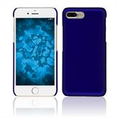 Hardcase for Apple iPhone 7 Plus / 8 Plus rubberized blue