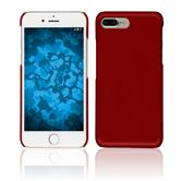 Hardcase for Apple iPhone 7 Plus / 8 Plus rubberized red