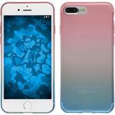 Silicone Case for Apple iPhone 7 Plus Ombrè Design:06