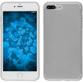 Silicone Case for Apple iPhone 7 Plus transparent white