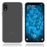 Silicone Case iPhone Xr transparent transparent Case