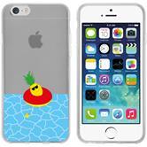 Apple iPhone 6 Plus / 6s Plus Silikon-Hülle Sommer  M2