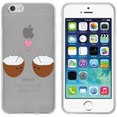 Apple iPhone 6 Plus / 6s Plus Silikon-Hülle Sommer  M3