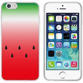 Apple iPhone 6 Plus / 6s Plus Silikon-Hülle Sommer  M5
