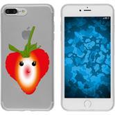 Apple iPhone 8 Plus Silicone Case summer M4