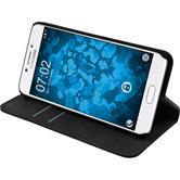 Kunst-Lederhülle Galaxy C5 Pro Book-Case schwarz