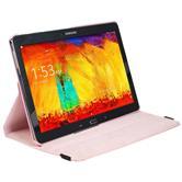Kunst-Lederhülle Galaxy Note 10.1 2014 360° rosa