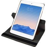 Kunst-Lederhülle iPad Air 2 360° braun