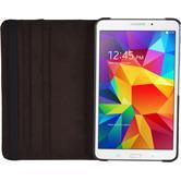 Kunst-Lederhülle Galaxy Tab 4 7.0 360° braun