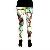 cosey - Printed colorful leggings (one size ) - Design Zombie