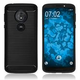 Silicone Case Moto G6 Play Ultimate black Case