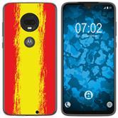 Motorola Moto G7 Silicone Case WM Spain M11
