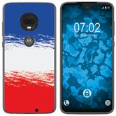 Motorola Moto G7 Plus Silicone Case WM France M5