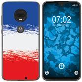 Motorola Moto G7 Silicone Case WM France M5