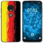 Motorola Moto G7 Plus Silicone Case WM Germany M6