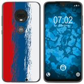 Motorola Moto G7 Silicone Case WM Russia M9