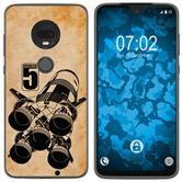 Motorola Moto G7 Coque en Silicone  M3