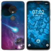 Motorola Moto G7 Plus Silicone Case  M6