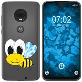 Motorola Moto G7 Plus Silicone Case Cutiemals M1