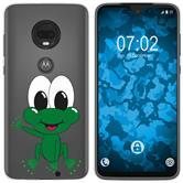 Motorola Moto G7 Plus Silicone Case Cutiemals M2