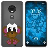 Motorola Moto G7 Plus Silicone Case Cutiemals M3