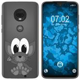 Motorola Moto G7 Silicone Case Cutiemals M5