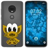 Motorola Moto G7 Plus Silicone Case Cutiemals M7